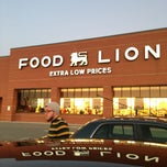 Photo taken at Food Lion Grocery Store by Stacy B. on 2/9/2013