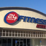 Photo taken at 24 Hour Fitness by Shane B. on 6/3/2014