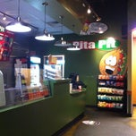 Photo taken at Pita Pit by Tabitha F. on 10/22/2012