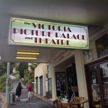 Photo taken at The Victoria Picture Palace and Theatre by Darren D. on 1/5/2014