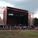 Photo taken at Exit Festival by moniq on 7/10/2013