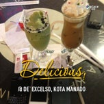 Photo taken at EXCELSO Cafe by Marvel M. on 2/22/2013