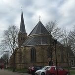Photo taken at Martinikerk by Jan K. on 2/14/2015