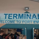 Photo taken at Port Everglades Terminal 25 by Cristhian S. on 2/28/2015