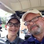 Photo taken at Disney's Osprey Ridge Golf Course by Cyril M. on 8/4/2013