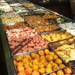 Photo taken at Tupai-Tupai Restaurant & Cafe by Lina S. on 11/3/2012