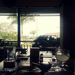 Photo taken at Los Alcatraces Restaurante by Ximena M. on 7/6/2013