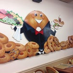 Photo taken at Bagel Club by Rockin A. on 7/9/2014