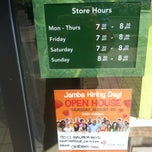 Photo taken at Jamba Juice by James B. on 8/4/2013