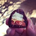Photo taken at Kauai Chocolate Company by Chad on 1/6/2015