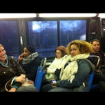 Photo taken at MTA Bus - B62 by Joy S. on 11/4/2012
