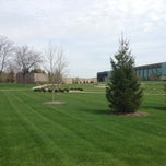 Photo taken at Steelcase Bioswale by Stuart B. on 5/3/2013