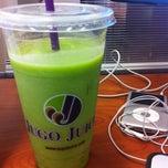 Photo taken at Jugo Juice by Kenzie C. on 5/27/2013