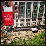 Photo taken at Macy's by Franklin W. on 4/30/2013