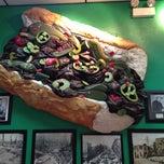 Photo taken at Luke's Italian Beef by Cris W. on 2/27/2013