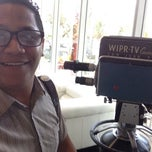 Photo taken at WIPR-TV Canal 6 by Jose S. on 4/7/2015