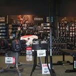 Photo taken at Dick's Sporting Goods by Dick's Sporting Goods on 2/16/2014