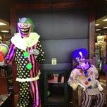 Photo taken at Spirit Halloween by Chris G. on 9/14/2013