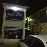 Photo taken at Joe's Bar by Kim W. on 11/25/2012