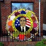 Photo taken at Daniel Dromm - Council Member - District Office by Oscar M. on 9/24/2012