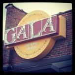 Photo taken at NCC @ Gala Theatre by Jordan C. on 9/29/2013