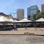 Photo taken at Paço Municipal by Cid T. on 3/24/2015