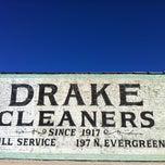 Photo taken at Drake Cleaners by Liz J. on 1/18/2013