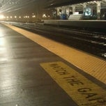 Photo taken at Metro North - Milford Train Station by Sarah S. on 12/10/2012