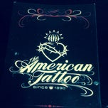 Photo taken at American Tattoo (Bond Street) by Santiago R. on 11/4/2013