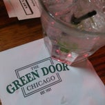 Photo taken at Green Door Tavern by Carlos on 6/2/2013