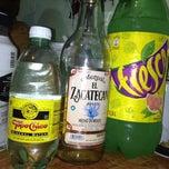 Photo taken at EVAMARA Night Club by Ernesto (Tequila Man) A. on 12/28/2013