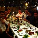 Photo taken at Adana Metrelik Kolcu Kebap by Mert M. on 12/26/2012