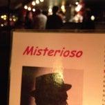 Photo taken at Misterioso by Maarten on 10/10/2012