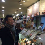 Photo taken at Azure Natural & Organic Foods by Nick P. on 2/27/2014
