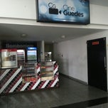 Photo taken at Cine Guedes by Taciano S. on 1/11/2013
