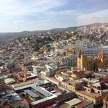 Photo taken at Funicular Panorámico by David R. on 4/20/2013