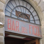 Photo taken at Bar del Fico by Norman on 10/11/2012