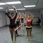 Photo taken at The Dance Connection by Hannah D. on 10/23/2012