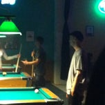 Photo taken at Bocca Billiards by Greg P. on 4/7/2013