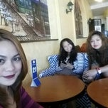 Photo taken at CafeFrance by Marla d. on 4/3/2015