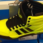 Photo taken at Adidas by Mic E. on 12/28/2013