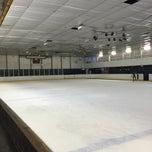 Photo taken at Bradford Ice Arena by Eissa A. on 3/20/2015