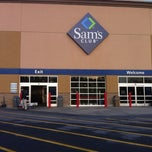 Photo taken at Sam's Club by Jeff P. on 11/15/2012
