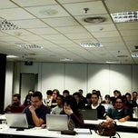 Photo taken at Edificio 101 @webcongress by joshuaspa T. on 12/19/2012