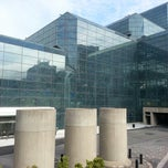 Photo taken at Jacob K. Javits Convention Center by Jeff K. on 4/18/2013