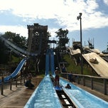 Photo taken at Noah's Ark Waterpark by Anthony C. on 7/8/2011