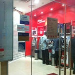 Photo taken at CimbBank, Bundusan Plaza by BeRi J. on 3/26/2013