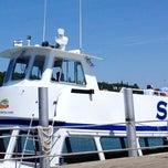 Photo taken at Shepler's Mackinac Island Ferry by W M. on 7/12/2013