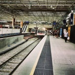 Photo taken at Perth Train Station by Phil D. on 1/6/2013