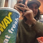 Photo taken at Subway by Davis D. on 2/18/2015